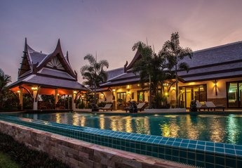 5 bedroom Villa for rent in Ao Nang