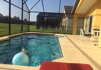 4 bedroom Villa for rent in Orlando