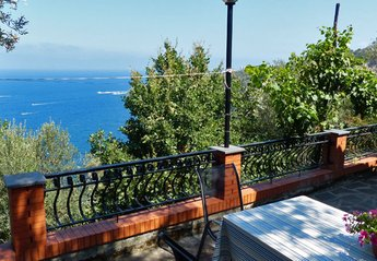 House in Italy, San Montano: 01 Casa Partenope sea view