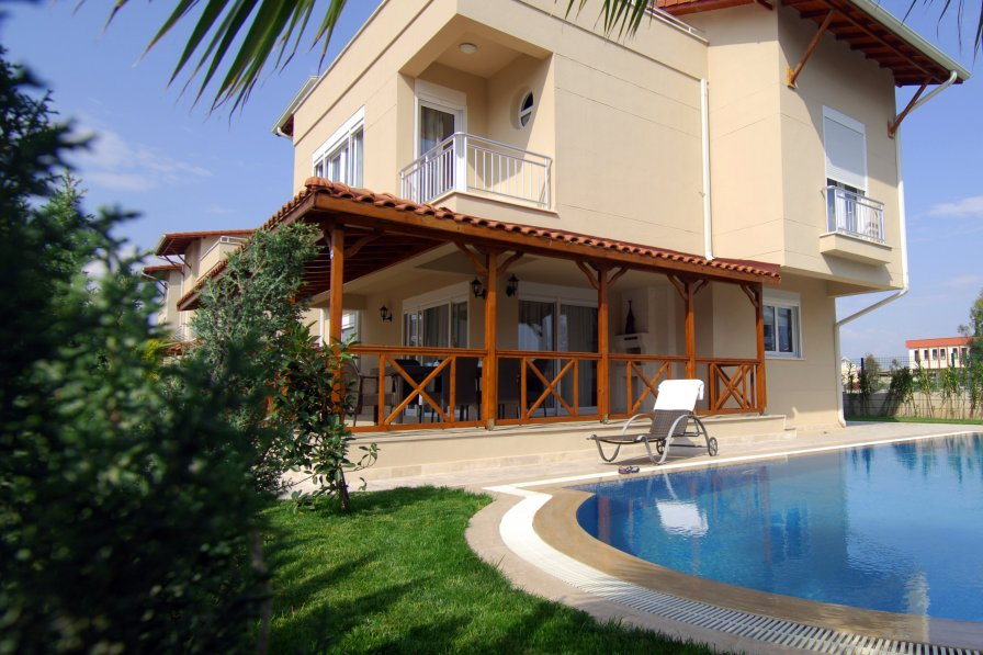Villa in Turkey, Serik