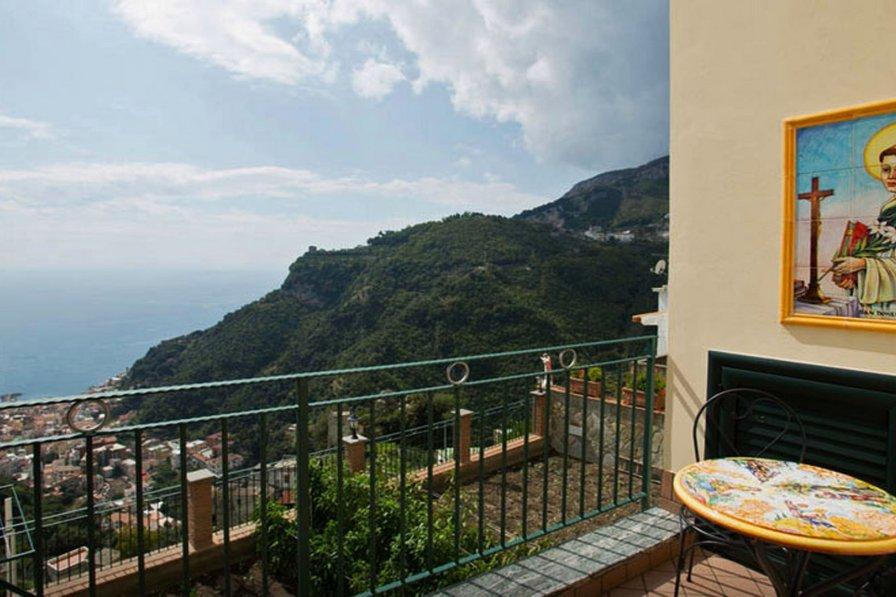 House in Italy, Pontone