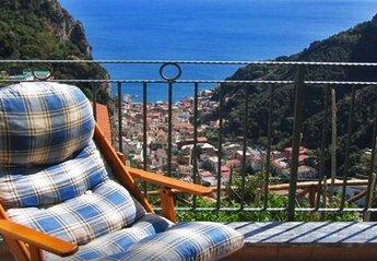 House in Italy, Pontone: 01 Casa Ischia terrace
