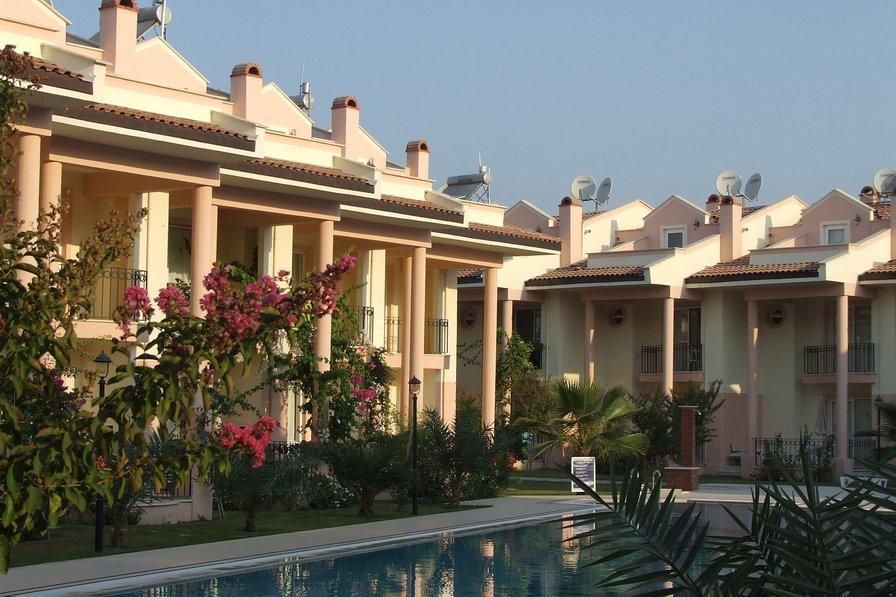 Villa in Turkey, Calis Beach