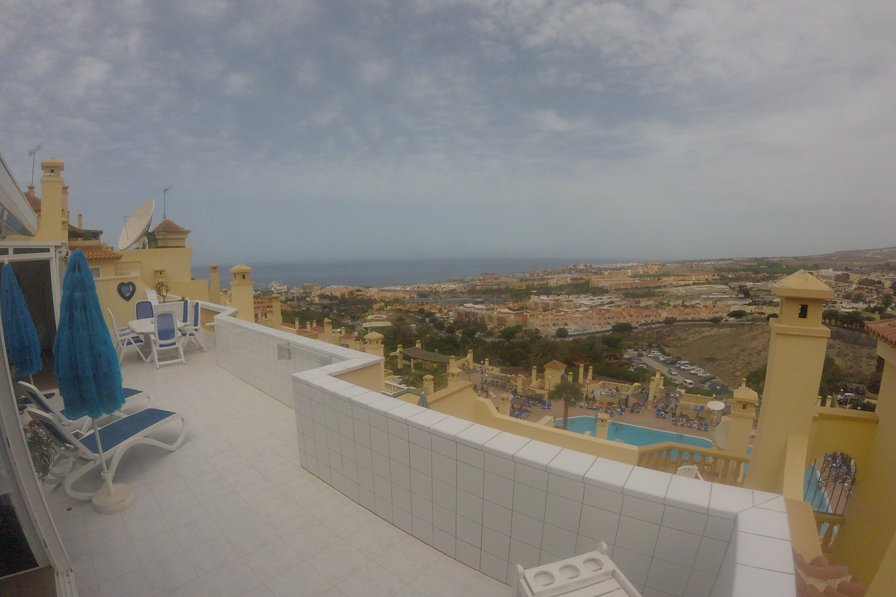 D800 Andalucia- 2 bed penthouse with satellite TV and wifi.