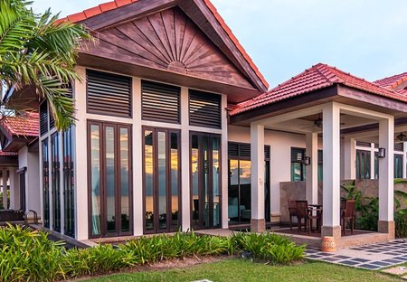 Villa in Sabah, Malaysia