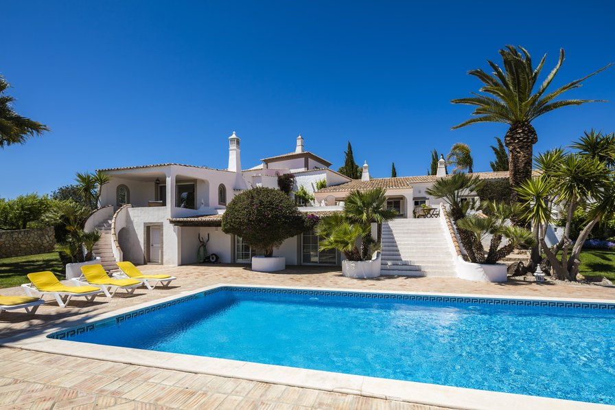 Quinta Tropicana - Villa in Algarve with private pool