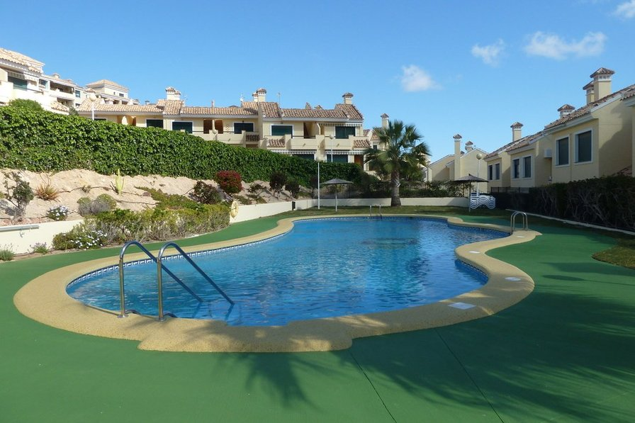 Apartment in Spain, Real Club de Golf Campoamor