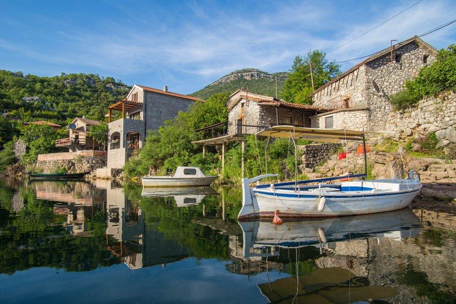 House in Montenegro, Cetinje Karuc