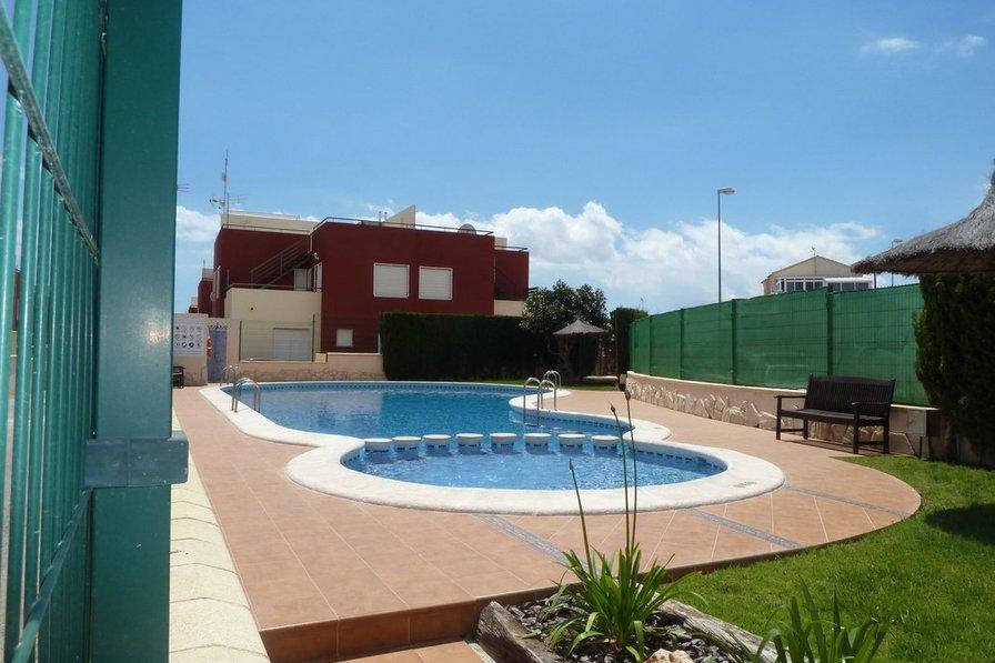 Costa Blanca South - 3 Bed Quad Villa - Near Villamartin