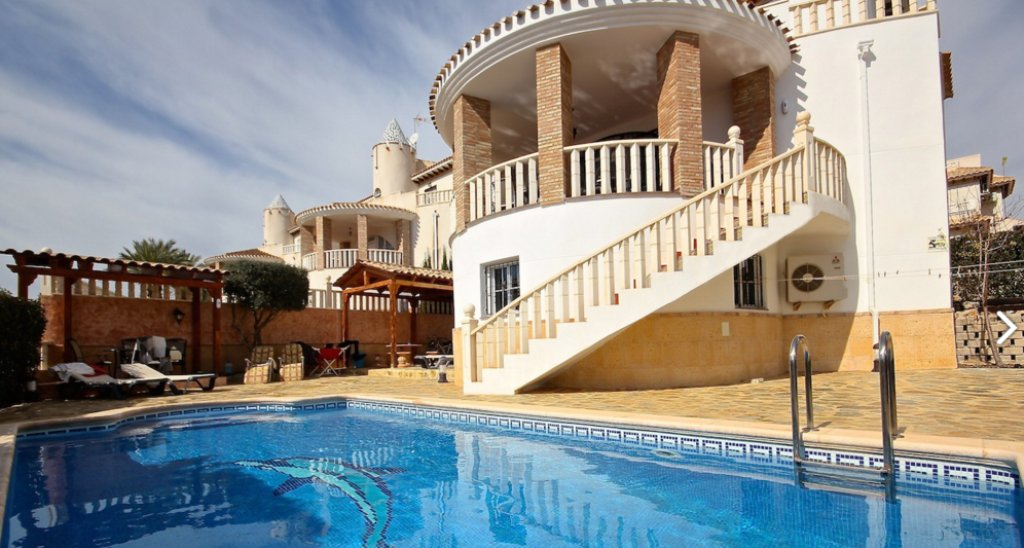 Villa in Spain, Lomas De Cabo Roig
