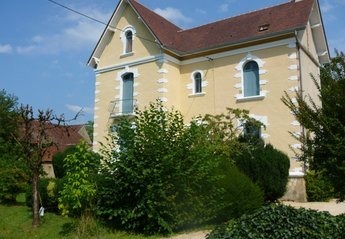 House in France, Saint-Julien-de-Lampon: Le Manse