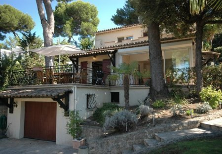 Villa in Le Cap, the South of France