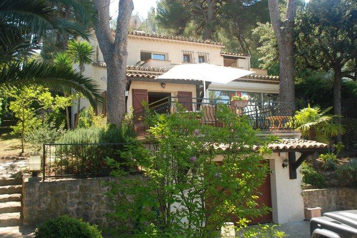 Villa in France, Juan Les Pins