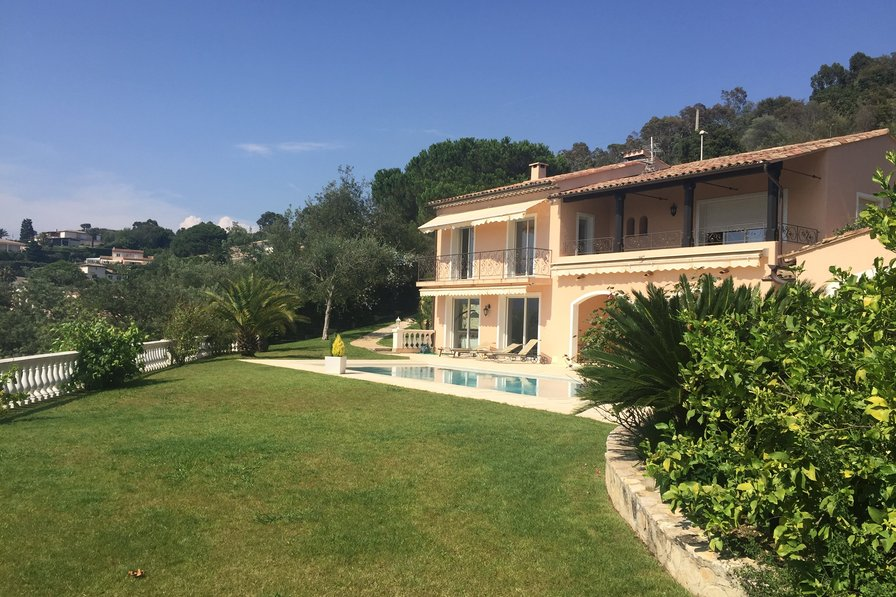 Villa in France, cannes