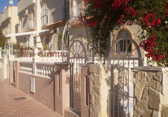 Town House in Spain, La Florida: Street view