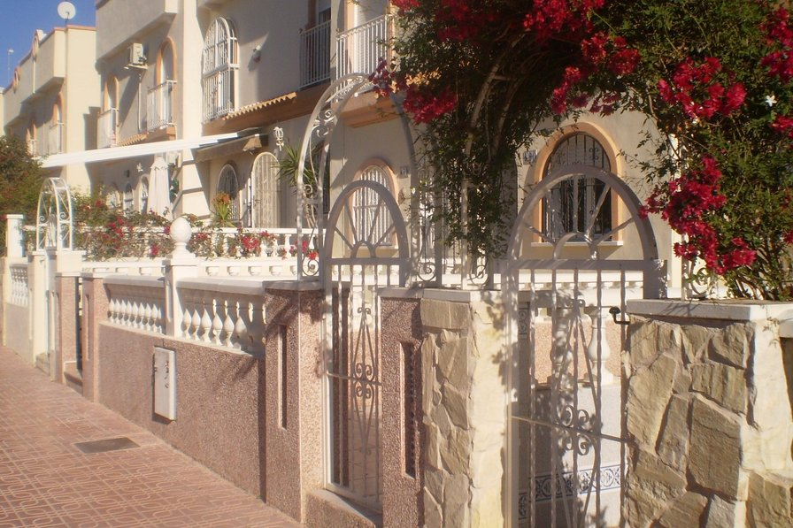 Town house in Spain, La Florida