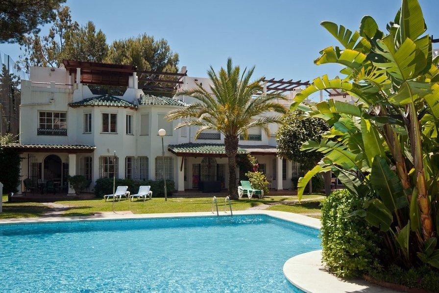 House in Spain, Nueva Andalucía