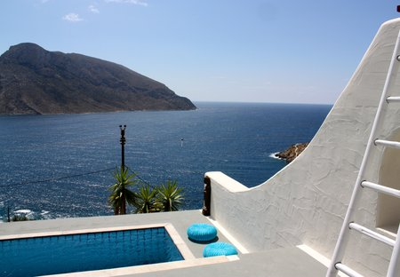 Villa in Kalymnos, Greece
