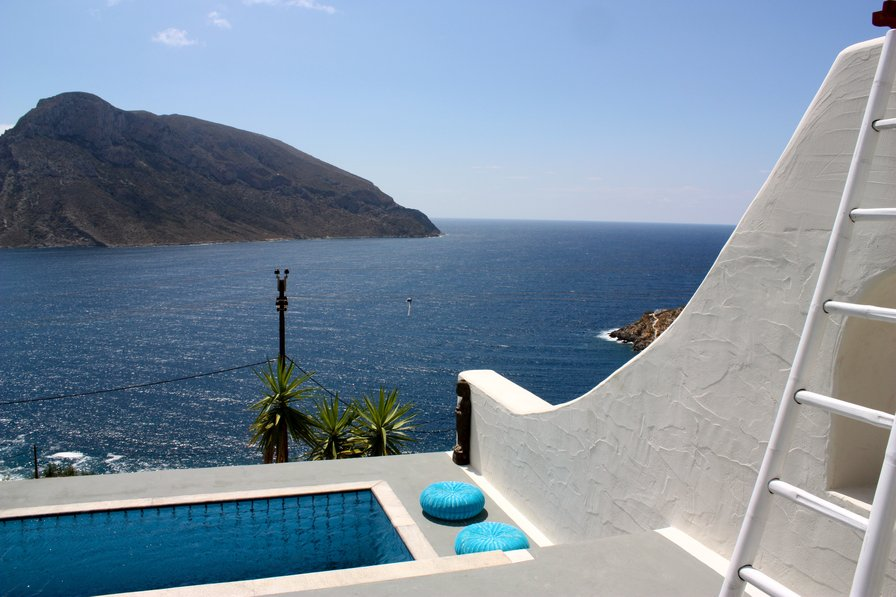 Villa in Greece, Kalymnos