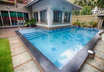 Villa in India, Baga