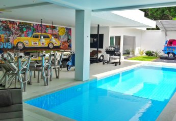 3 bedroom Villa for rent in Nai Yang Beach