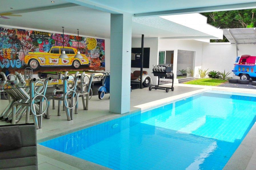 Villa in Thailand, Nai Yang Beach