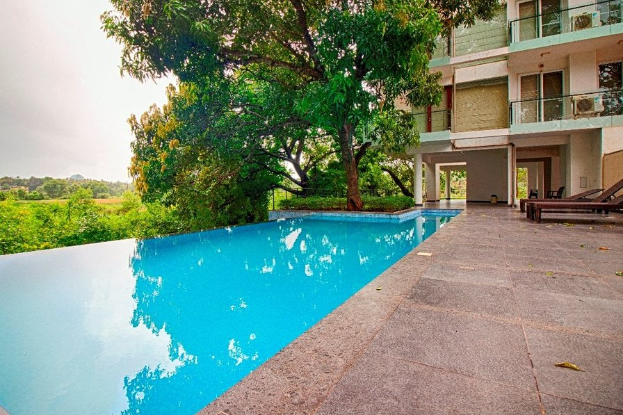 Apartment in India, Candolim