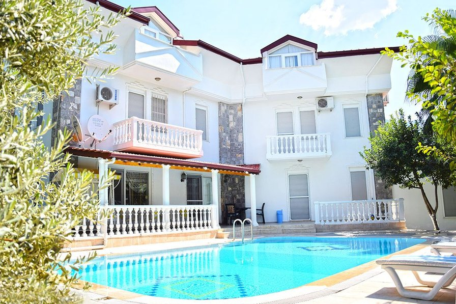 Fully secluded villa for conservative families in Oludeniz