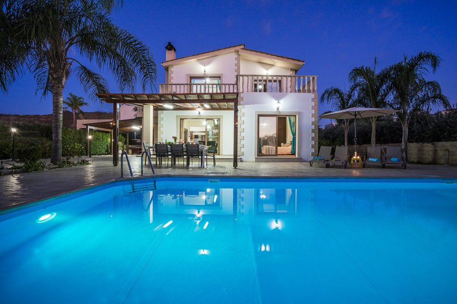Owners abroad Villa Astro, Argaka