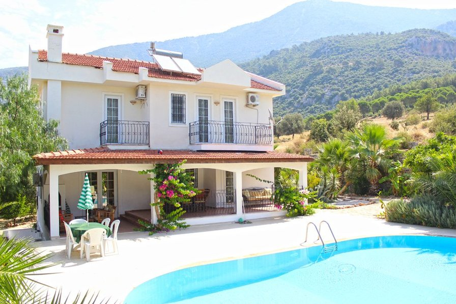 Villa To Rent In Ovacik Turkey With Private Pool 189123