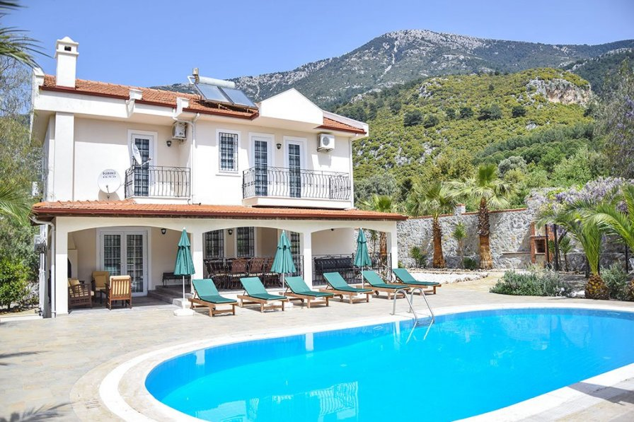 Villa in Turkey, Ölüdeniz