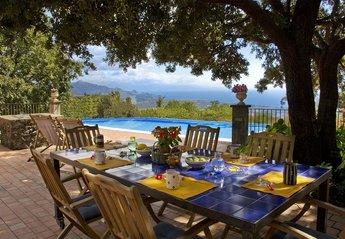 Villa in Italy, Etna