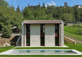 Villa in Italy, Todi Area