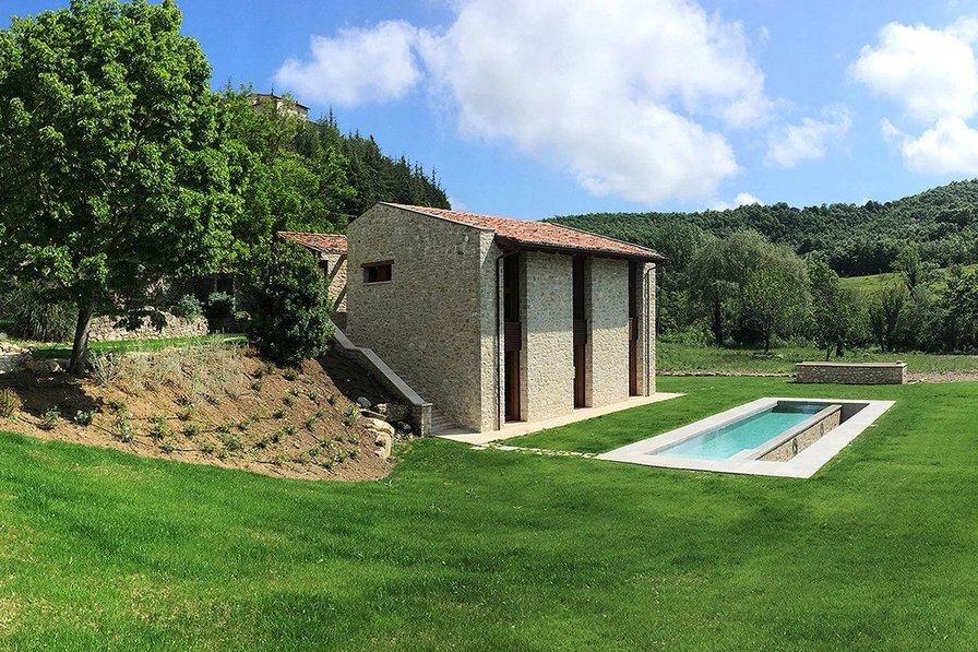 Villa in Italy, San Venanzo