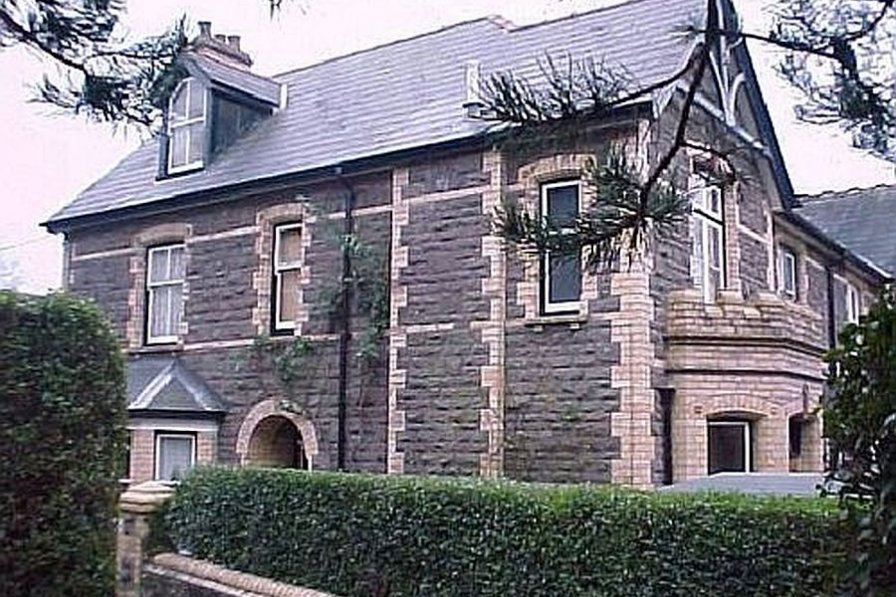 Town house in United Kingdom, Abergavenny