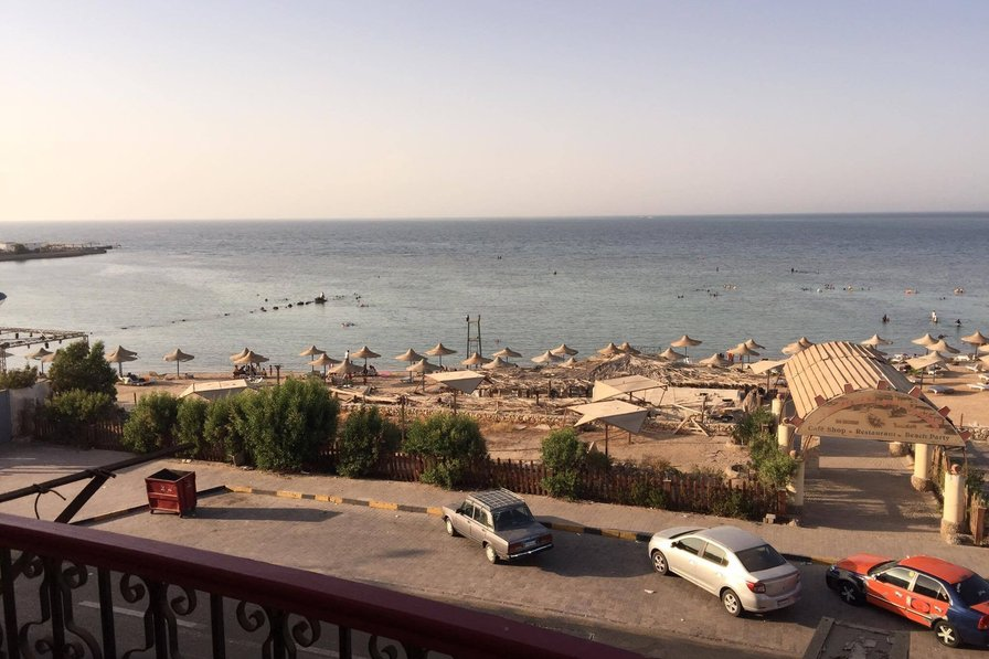 Two Bedrooms with Excellent Sea View, Kiadat District, Hurghada