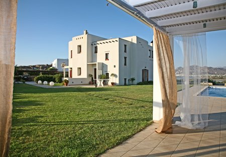 Villa in Naxos, Greece