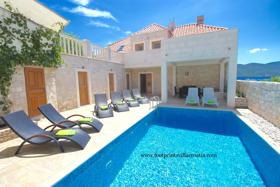 Owners abroad Footprints Villa, Viganj, Croatia