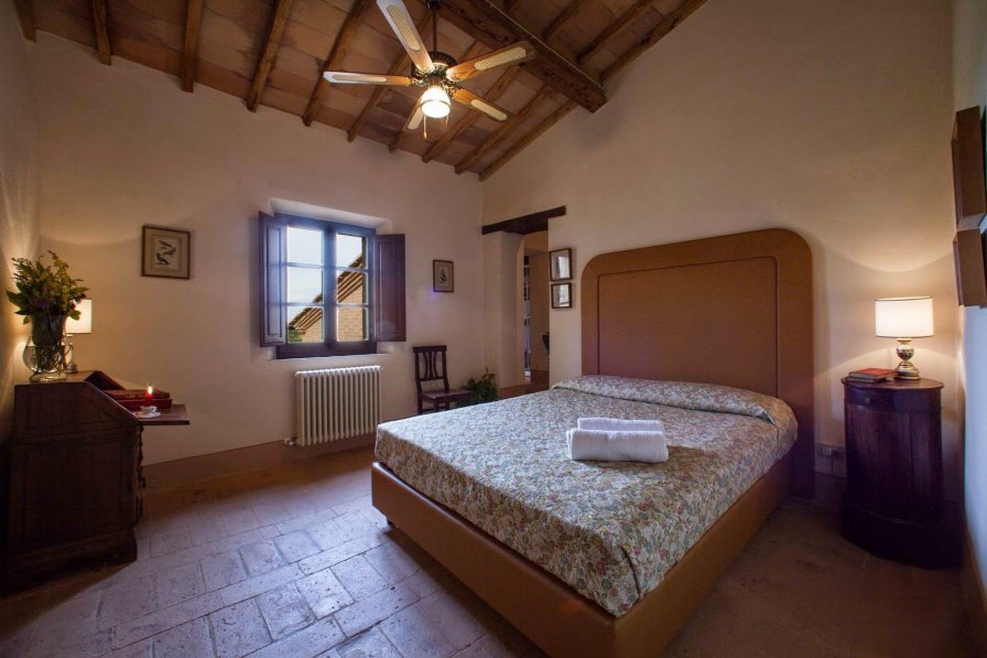 House in Italy, Buonconvento