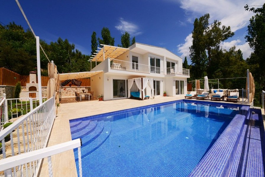 Villa to rent in Kalkan, Turkey with private pool | 189270