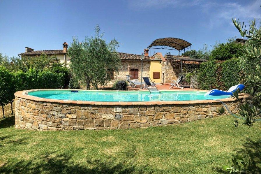 House in Italy, Villa