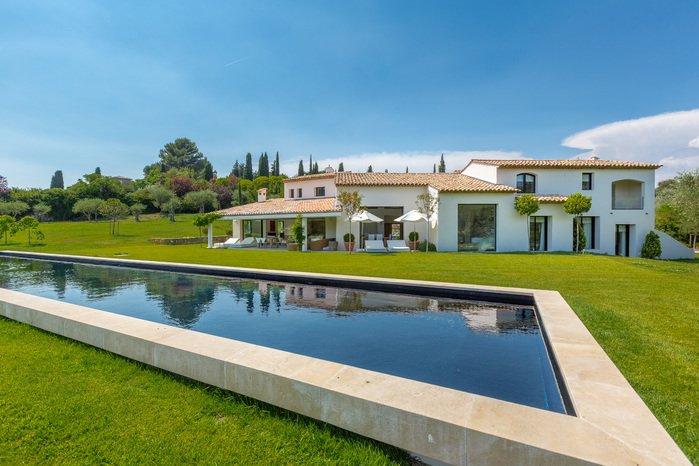 Villa in France, Mougins