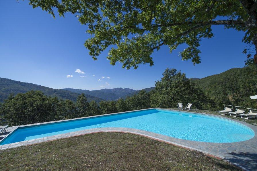 Villa in Italy, San Marcello Pistoiese