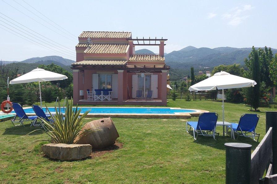 Villa in Greece, Almyros