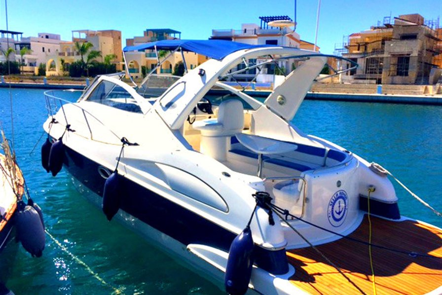 Limassol Marina 4 Berth Yacht -Exclusive Location-Life on the Sea