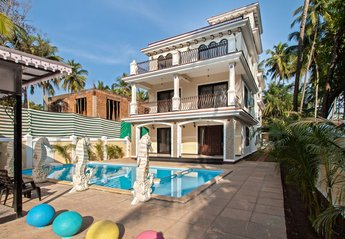 9 bedroom Villa for rent in Calangute