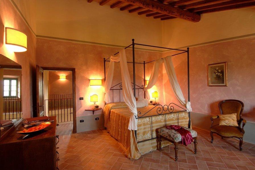 Villa in Italy, Guardistallo