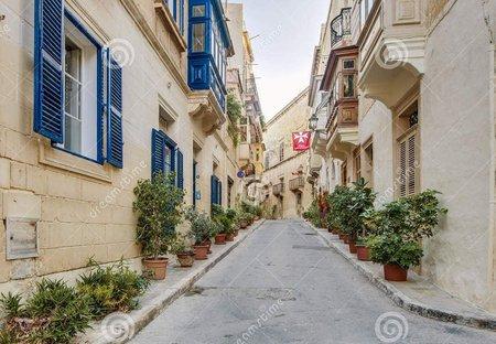 Apartment in Birgu, Malta