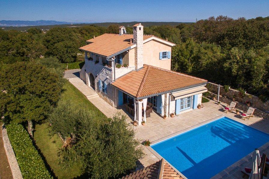 Villa in Croatia, Sabljići