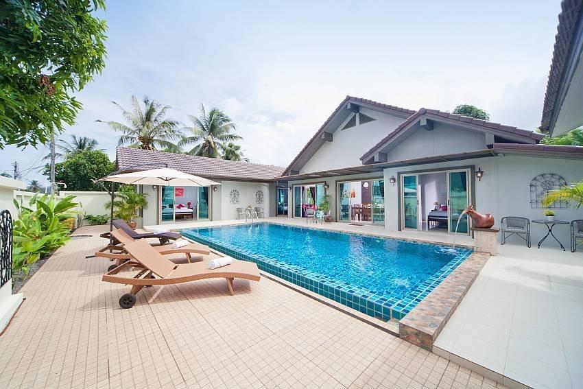 Owners abroad Villa Naiyang | 5 Bed Property with Private Pool Nai Yang in Phuk